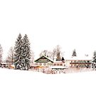 Bavarian Winter Dream by Kasia-D