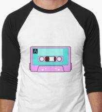 Back to the 80's Cassette Tape Men's Baseball ¾ T-Shirt