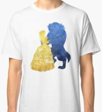Beauty and the Beast Merch Classic T-Shirt
