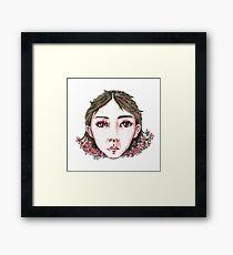 Valentina Framed Print