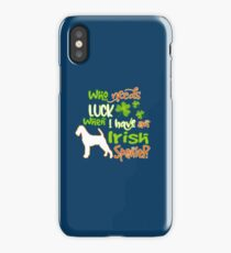 When I Have An Irish Terrier iPhone Case/Skin