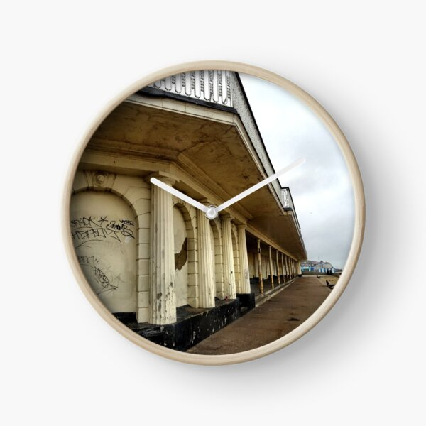 Death of the Seaside - Ramsgate pavillion before superspoons Clock