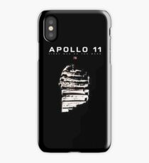 Apollo 11 Footprint iPhone Case/Skin