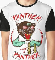 Panther Like A Panther - Run The Jewels Graphic T-Shirt