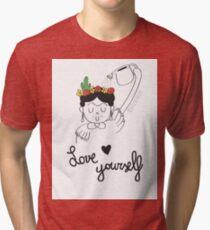 Love yourself Tri-blend T-Shirt