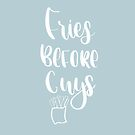 Fries before guys quote by Chloe Lamplugh