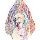 Swan Totem by Jezhawk