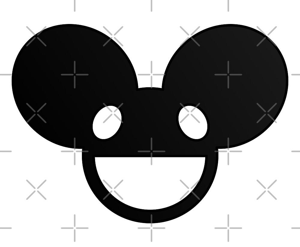 Deadmau5 Logo Black
