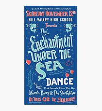 Enchantment Under the Sea - Original HD Poster Photographic Print