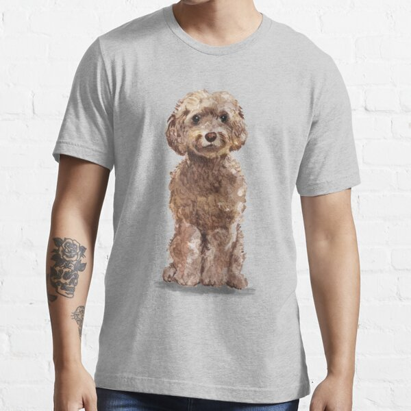 Brown Cockapoo Essential T-Shirt