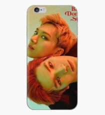 BABY DON'T STOP TEN & TAEYONG iPhone Case