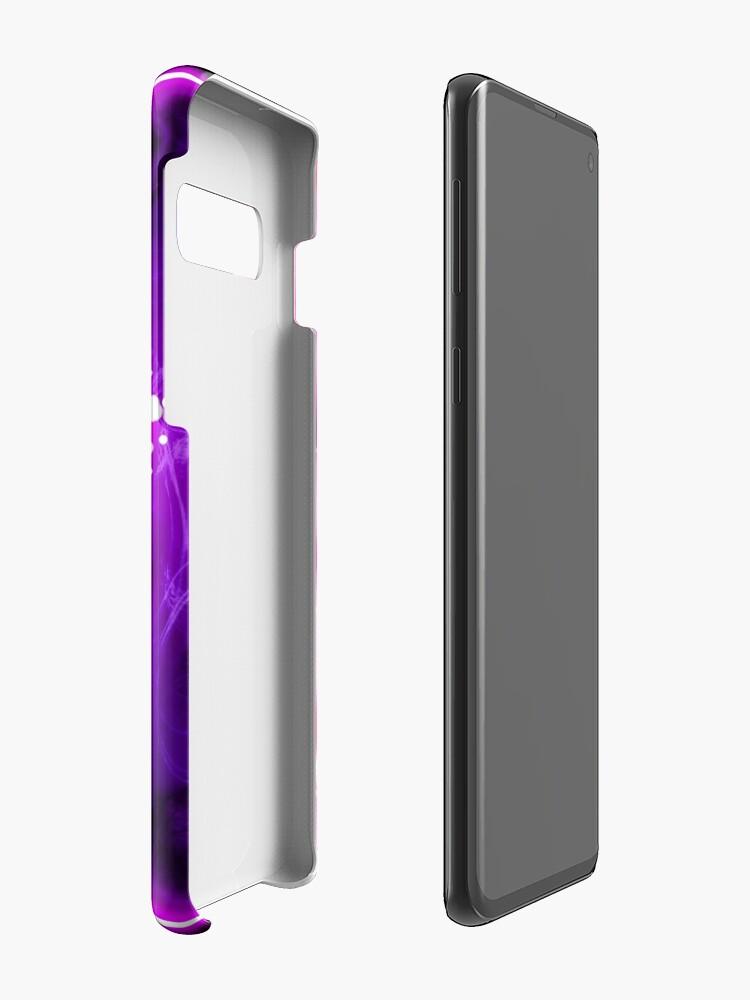 Alternative Ansicht von Ein kleiner Akuma Hülle & Klebefolie für Samsung Galaxy