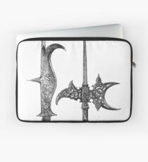 Rossschinder and Helmbarte Laptop Sleeve