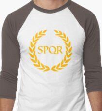 Camp Jupiter - SPQR Men's Baseball ¾ T-Shirt