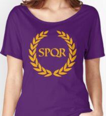 Camp Jupiter - SPQR Women's Relaxed Fit T-Shirt