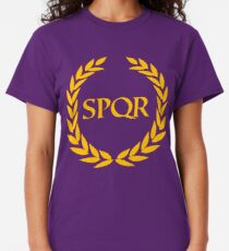 Camp Jupiter - SPQR Classic T-Shirt