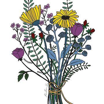 Flowers by VeeraNoir