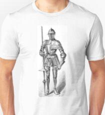 Knight armor for the Stechreiten Unisex T-Shirt