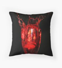 Spash! Throw Pillow