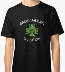 St Patrick Battalion Classic T-Shirt