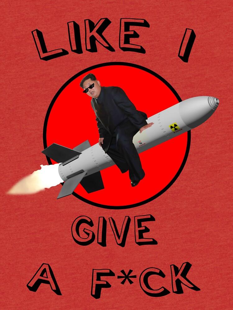 Little Rocket Man by Domizzz