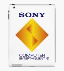SONY computer enterntainment iPad Case/Skin