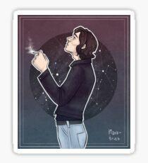 star boy (separate) Sticker