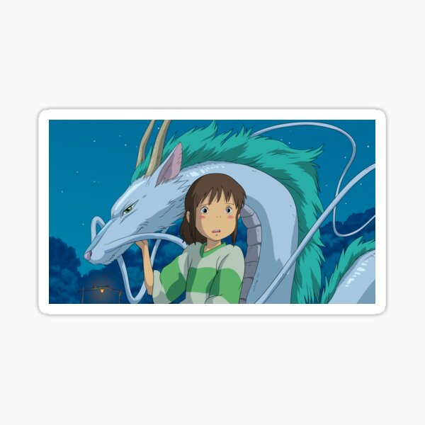 Spirited Away Sticker