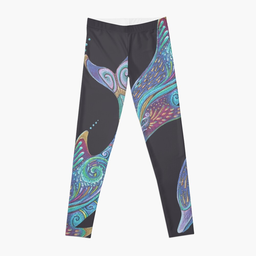 Dolphin Totem Leggings
