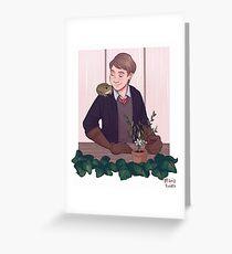 neville trevor Greeting Card
