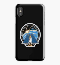 Space Mission Parody Patch No. 2 iPhone Case