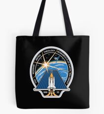 Space Mission Parody Patch No. 2 Tote Bag