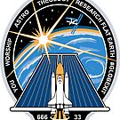 Space Mission Parody Patch No. 2 by GLOBEXIT