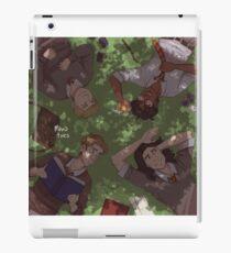 marauders grass iPad Case/Skin
