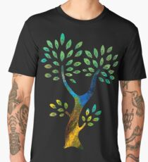 Whimsy Tree Men's Premium T-Shirt