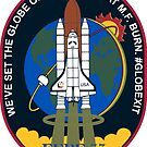 Space Mission Parody Patch No. 6 by GLOBEXIT
