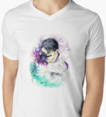 Yuzuru Hanyu - Seimei Men's V-Neck T-Shirt