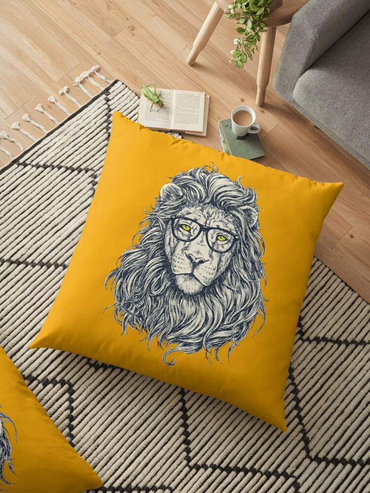 «Hipster Lion Design» de SoNifty