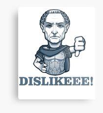 Dislikee Ceasar Metal Print