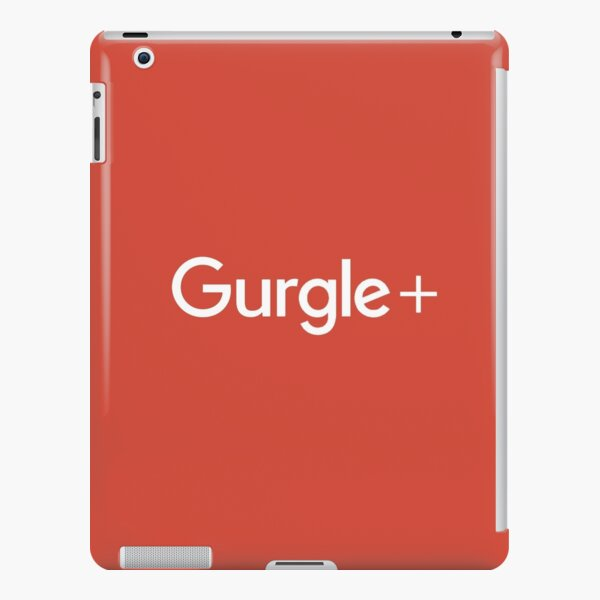 Clear Out That Bad Taste With Gurgle+  iPad Snap Case