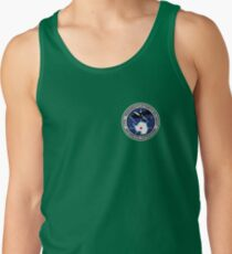 Space Mission Parody Patch No. 9 Tank Top