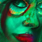 The Great Emerald Green Queen   {Maxine Josephine O'Steen} by ellamental