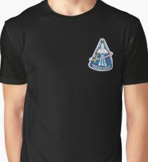Space Mission Parody Patch No. 10 Graphic T-Shirt