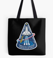 Space Mission Parody Patch No. 10 Tote Bag