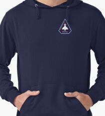 AirSpace Mission Parody Patch No. 12 Lightweight Hoodie