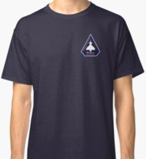AirSpace Mission Parody Patch No. 12 Classic T-Shirt