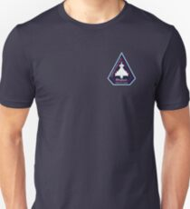AirSpace Mission Parody Patch No. 12 Unisex T-Shirt