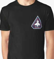 AirSpace Mission Parody Patch No. 12 Graphic T-Shirt