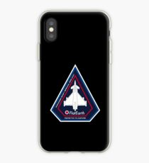 AirSpace Mission Parody Patch No. 12 iPhone Case