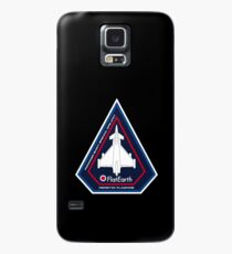 AirSpace Mission Parody Patch No. 12 Case/Skin for Samsung Galaxy